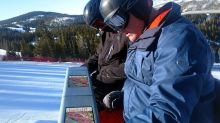A step too far? Ski chairlifts could soon have digital screens and Wi-Fi