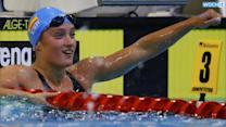 Spain's Belmonte Wins 1,500 Race At Euros