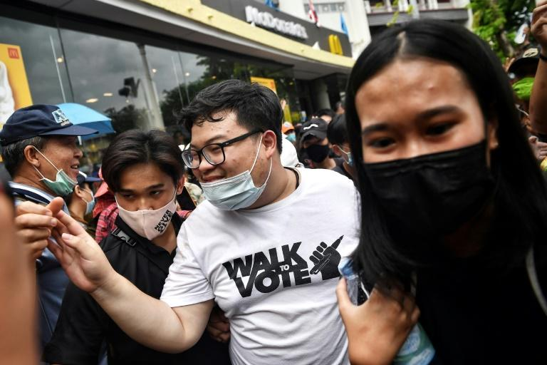 Biggest Thai protest in years puts pressure on government
