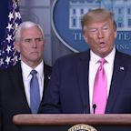 Trump puts Vice President Mike Pence in charge of coronavirus response, says nation is 'very ready'