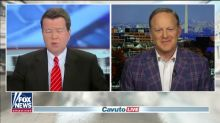Sean Spicer on calls to impeach President Trump, Sarah Sanders leaving the White House
