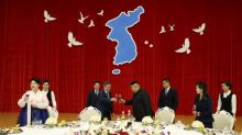 Two Koreas aim for agreement to unlock nuclear talks