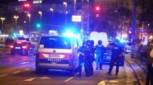 """Fusillade toujours en cours à Vienne, """"apparemment une attaque terroriste"""""""