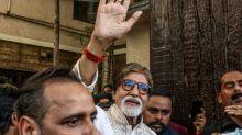 Bollywood megastar Amitabh Bachchan slams 'virus death' trolls