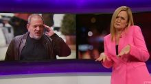 Sam Bee destroys Harvey Weinstein and has a message for men everywhere
