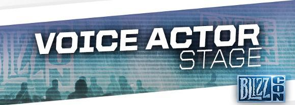 BlizzCon 2013: Voice actors to take the stage