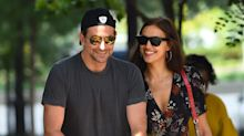 Bradley Cooper, Irina Shayk, and Their Daughter Photobombed a Stranger's Workout Session