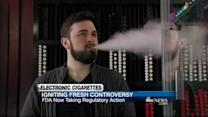 FDA Announces Plan to Regulate E-Cigarettes