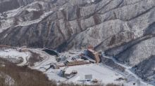 Snow business: empty slopes at N.Korea's ski resort