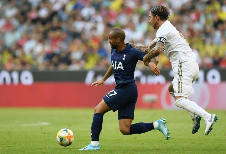 El Real Madrid Pierde Contra El Tottenham Y Sigue Sin Conocer La Victoria En Pretemporada