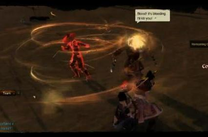 Choose My Adventure: Learning and seeking revenge in Age of Wushu