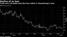 Buyout Firms Lead $17 Billion Battle for Thyssenkrupp Unit