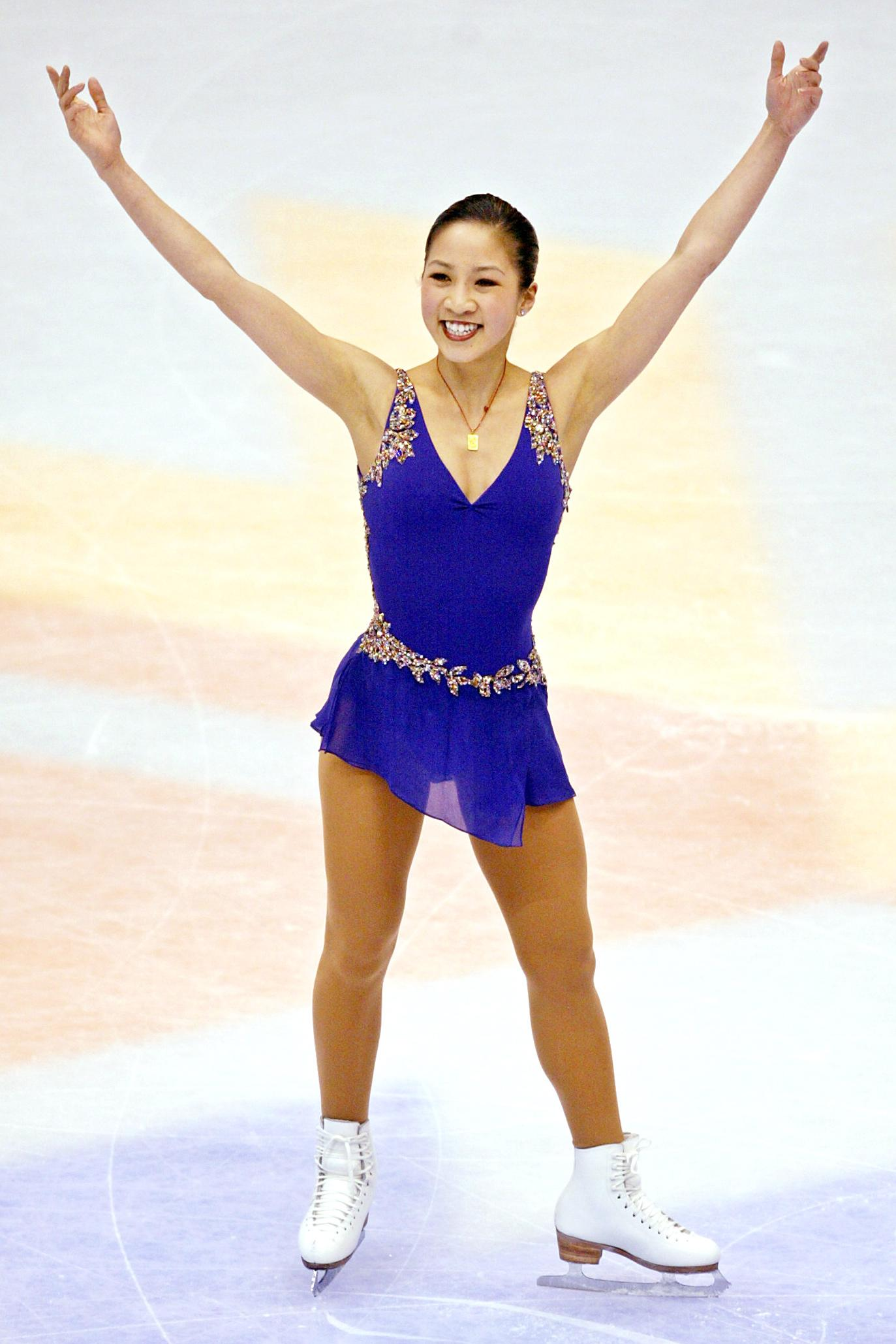 Michelle Kwan (1998 Olympic Silver Medalist, 2002 Olympic Bronze Medalist)A Comprehensive List of the Best Figure Skaters of All Time