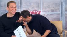 """Matthias Schweighöfer und Florian David Fitz im Yahoo-Interview zu """"100 Dinge"""""""
