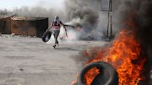 Palestinian militant groups come to blows over Israel diplomacy