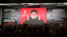 Hezbollah leader says group will stay in Syria until further notice
