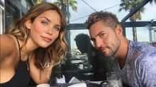 ¡David Bisbal y Rosanna Zanetti ya son pareja de hecho!