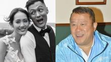Eric Tsang is happy for Shawn Yue