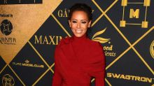 Mel B Ditches Underwear In Seriously Risqué Dress At Maxim Hot 100 Party
