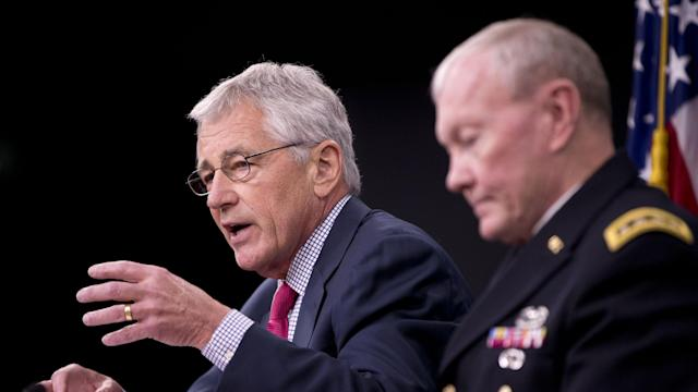 Hagel: 200 Military Advisors Now in Iraq