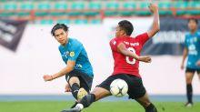 Thailand's Ben Davis could face Singapore at the SEA Games