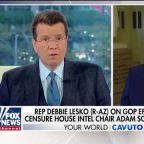 Rep. Lesko on co-sponsoring bill to censure Schiff
