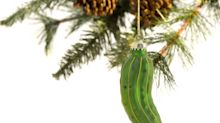 The Pickle Ornament Origin Story Is Still a Major Mystery to This Day