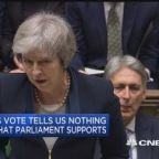 Parliament soundly rejects PM Theresa May's Brexit deal 4...