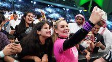 WWE star calls Saudi Arabia match a career-defining moment