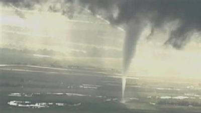 Tornadoes Touch Down In Northern California