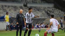 Sampaoli vê segundo tempo 'incrível' do Galo apesar do empate em casa
