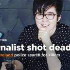 Police search for suspects in fatal shooting of journalist during overnight rioting in Ireland