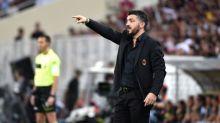 Supercoppa, una giornata a Gattuso per offese all'arbitro