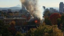At Least 5 Injured in Portland, Oregon, Gas Explosion