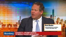 Blackrock's Rieder Sees Economy Growing 3% This Year