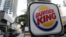 Burger King CEO: We will be 'much bigger'