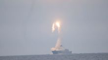 Russia touts test launch of hypersonic missile on Putin's birthday
