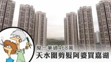 【淡市出擊】天水圍剪髮阿婆 468萬擬一筆過買嘉湖山莊