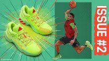 adidas攜手爵士隊蜘蛛人、MARVEL再推聯名鞋!D.O.N. Issue #2熱烈開賣,助你輕鬆晃過防守