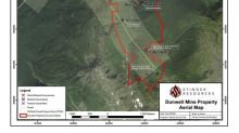 Stinger Resources Announces Update on Diamond Drill Program at the Dunwell Mine in BC's Golden Triangle
