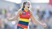 Crows storm home to beat Saints in AFLW