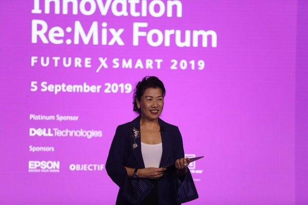 Fuji Xerox presents Innovation Re:Mix Forum - Future x Smart to re-imagine the future of work