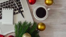 Home Hacks: Decorate your workspace for the holidays with office supplies