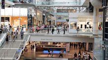 Man falls from second floor to the ground level inside Toronto's Eaton Centre