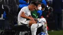 Conte reveals reason for Lautaro anger following substitution during Inter win at Genoa