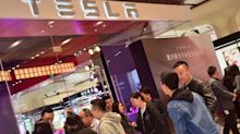 China now accounts for nearly one-quarter of Tesla revenue