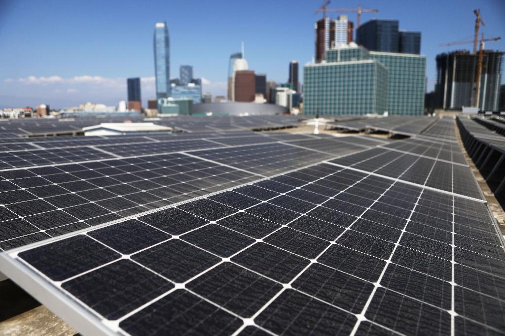 A landmark bill commits the state of California to 100 percent clean energy by 2045