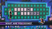 'Wheel of Fortune' contestant somehow guesses correct answer with only 4 letters