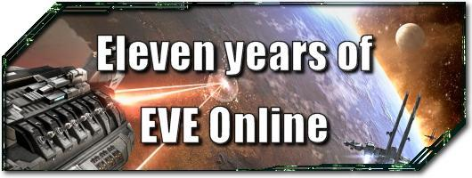 EVE Evolved: Eleven years of EVE Online