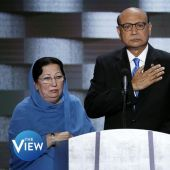 Khan Family Says Trump Has 'Black Soul' After Trump's Comments